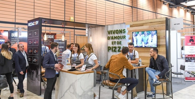 [REPORTÉ] PIZZA COSY AU FRANCHISE EXPO PARIS